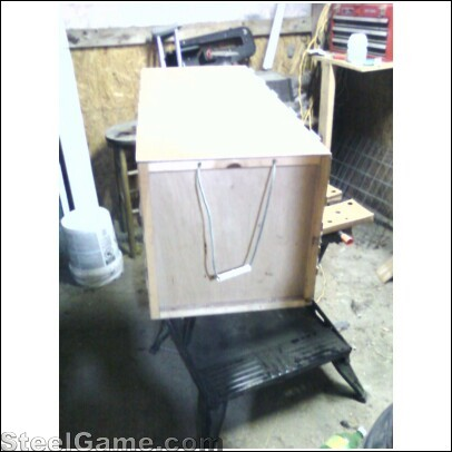 5 stall carrying case