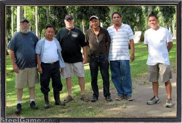 Mike, Itoy, Slip, Jim, Ike & Tuting