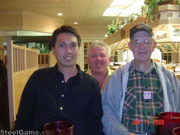 Mike Chambers , Mr. Johnny Jumper, and Danny Recrenco